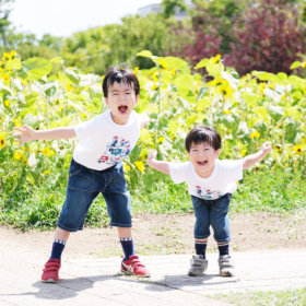 ひまり撮影 ご家族撮影 大阪長居公園