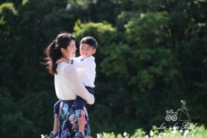 出張家族撮影 大阪