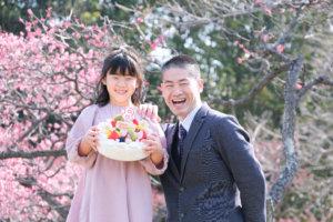 家族撮影 大阪
