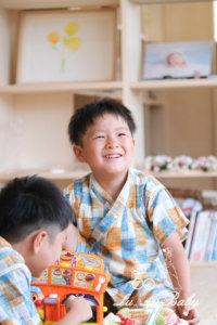 7歳男の子お誕生日記念